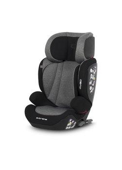EasyGo, Extreme Isofix, Fotelik samochodowy, 15-36 kg, Carbon-EasyGo