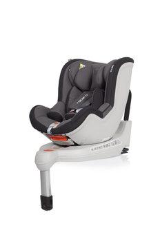 EasyGo, Rotario, Fotelik samochodowy, 0-18 kg, Titanium-EasyGo