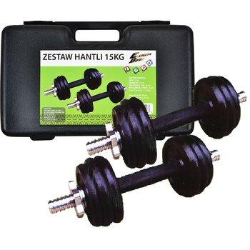EB Fit, Hantla żeliwna, 11 kg-EB Fit