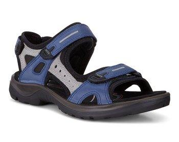 Ecco, Sandały damskie, Offroad, niebieski, rozmiar 40 Ecco