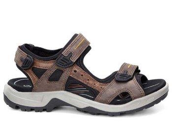 Ecco, Sandały damskie, Offroad, brązowy, rozmiar 35 Ecco