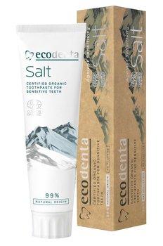 Ecodenta, pasta do zębów do wrażliwych zębów Salt, 100 ml-Ecodenta