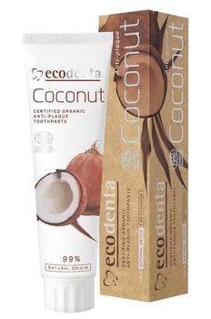 Ecodenta, pasta do zębów przeciw kamieniowi Coconut, 100 ml-Ecodenta