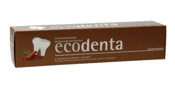 Ecodenta, pasta do zębów przeciw próchnicy Cynamonowa, 100 ml-Ecodenta