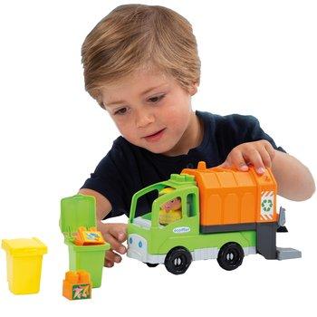 Ecoiffier Ciężarówka Śmieciarka Segregacja Śmieci-Ecoiffier