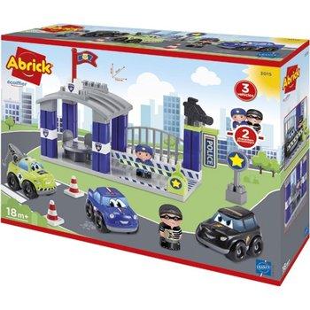 Ecoiffier, garaż Posterunek Policji z pojazdami-Ecoiffier