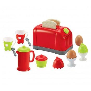 Ecoiffier, śniadanie z tosterem, zestaw-Ecoiffier
