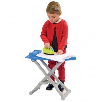 Ecoiffier, zabawka edukacyjna Deska do prasowania z żelazkiem-Ecoiffier