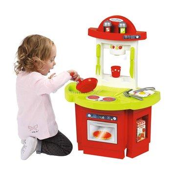 Ecoiffier, zabawka edukacyjna Kuchnia z akcesoriami-Ecoiffier