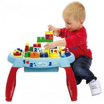 Ecoiffier, zabawka edukacyjna Stolik-Ecoiffier