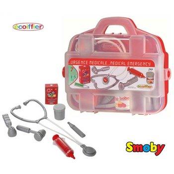 Ecoiffier, zabawka edukacyjna Walizka lekarza-Ecoiffier