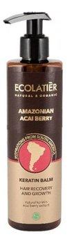 Ecolab Ec Laboratorie, Amazonian Acai Berry, keratynowy balsam do włosów Regeneracja i wzrost, 250 ml-Ecolab Ec Laboratorie