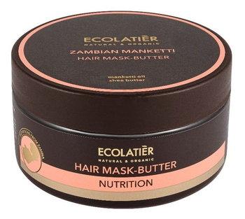 Ecolab Ec Laboratorie, Zambian Manketti, odżywiająca maska-masło do włosów, 200 ml-Ecolab Ec Laboratorie