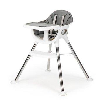 Ecotoys, Fotelik/Krzesełko do karmienia dzieci, Grey-Ecotoys