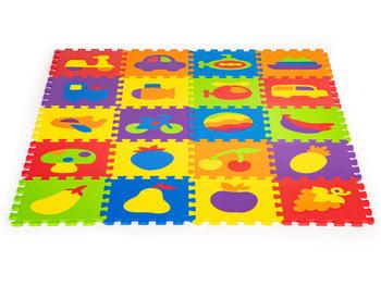 Ecotoys, mata piankowa Puzzle-Ecotoys