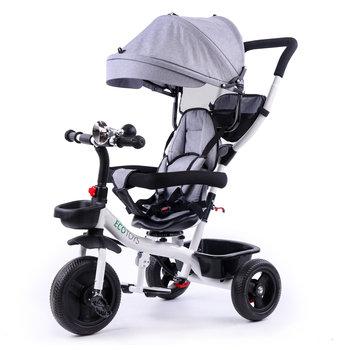 Ecotoys, rower trójkołowy wózek obracane siedzisko -Ecotoys