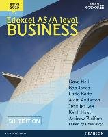 Edexcel AS/A level Business 5th edition Student Book and ActiveBook-Hall Dave, Raffo Carlo, Gray Dave, Anderton Alain, Jones Rob