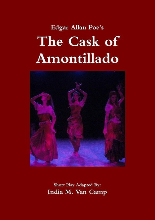 the use of mystery and darkness in the cask of amontillado and the raven by edgar allan poe A dramatic reading of the cask of amontillado by edgar allan poe for my first time doing this and my longest video to date, i'd say this came out pretty wel.