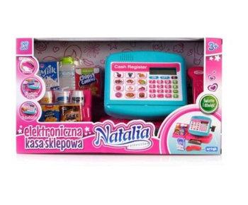 Edu&Fun, zabawka edukacyjna Kasa z kalkulatorem-Edu&Fun