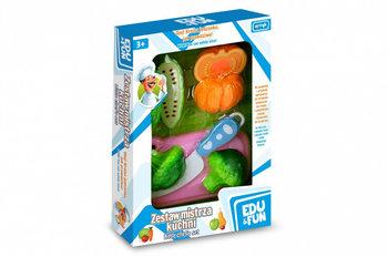 Edu&Fun, zabawka edukacyjna Zestaw kucharza-Edu&Fun