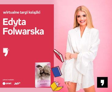 Edyta Folwarska – SPOTKANIE | Wirtualne Targi Książki