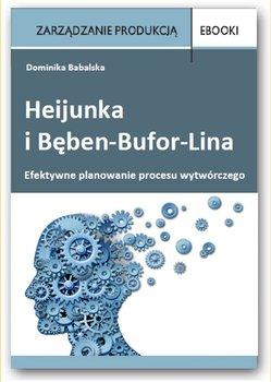 Efektywne planowanie procesu wytwórczego - Heijunka i Bęben-Bufor-Lina                      (ebook)