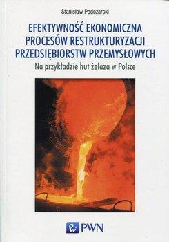 Efektywność ekonomiczna procesów restrukturyzacji przedsiębiorstw przemysłowych                      (ebook)