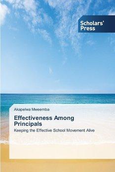 Effectiveness Among Principals-Mweemba Akapelwa
