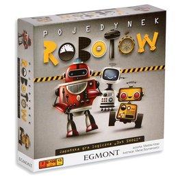 Egmont, gra logiczna Pojedynek Robotów-Egmont