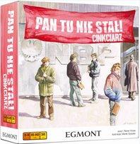 Egmont, gra rodzinna Pan tu nie stał!: Cinkciarz