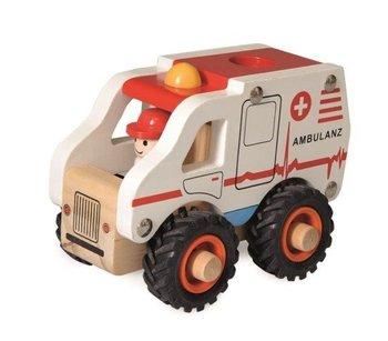 Egmont Toys, pojazd Karetka-Egmont Toys