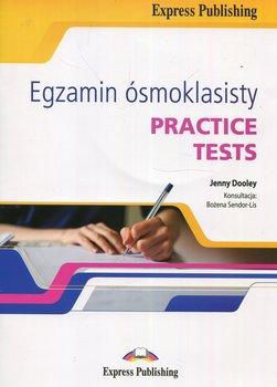 Egzamin ósmoklasisty. Practice Tests + CD-Dooley Jenny, Sendor-Lis Bożena