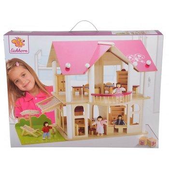 Eichhorn, domek dla lalek Willa, zestaw-Eichhorn