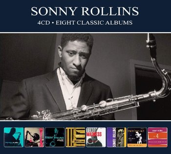 Eight Classic Albums-Rollins Sonny