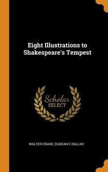 Eight Illustrations to Shakespeare's Tempest-Crane Walter