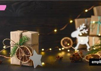 Ekologiczne pakowanie prezentów świątecznych