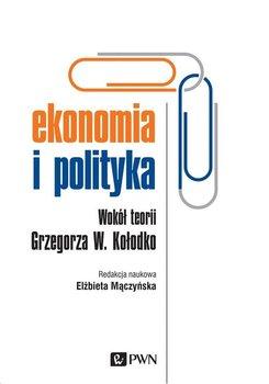 Ekonomia i polityka-Mączyńska Elzbieta