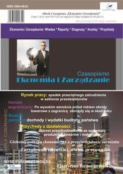 Ekonomia i zarządzanie. Nr 3/2013                      (ebook)