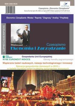 Ekonomia i zarządzanie. Nr 4/2013                      (ebook)