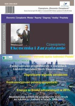 Ekonomia i zarządzanie. Nr 5/2013                      (ebook)