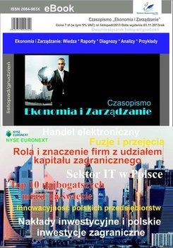 Ekonomia i zarządzanie. Nr 6/2013                      (ebook)