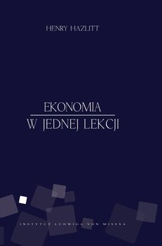 Ekonomia w jednej lekcji                      (ebook)