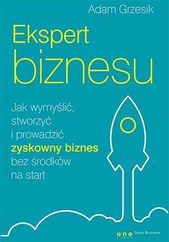 Ekspert biznesu. Jak wymyślić, stworzyć i prowadzić zyskowny biznes bez środków na start                      (ebook)