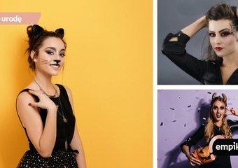 Ekspresowy makijaż na Halloween