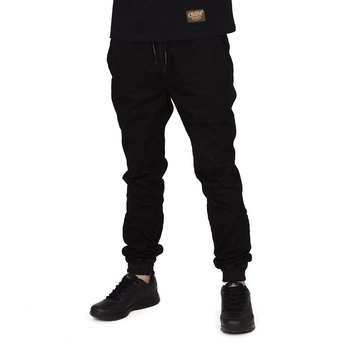Elade, Spodnie męskie, Jogger Denim Logo, rozmiar 36-ELADE