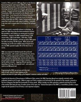 Electronic Numerical Integrator and Computer (ENIAC) ENIAC Operating Manual-Burks Dr. Arthur W