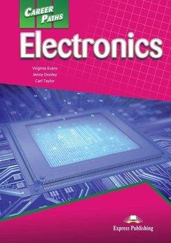 Electronics. Career Paths. Podręcznik + Kod DigiBook-Taylor Carl, Evans Virginia, Dooley Jenny