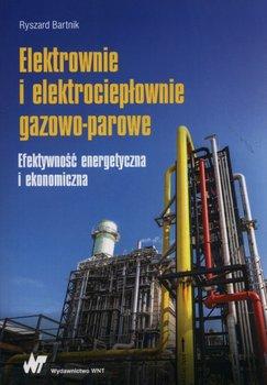 Elektrownie i elektrociepłownie gazowo-parowe. Efektywność energetyczna i ekonomiczna-Bartnik Ryszard