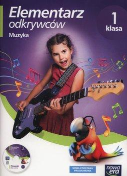 Elementarz odkrywców. Muzyka. Zeszyt + CD. Klasa 1. Szkoła podstawowa-Gromek Monika, Kilbach Grażyna