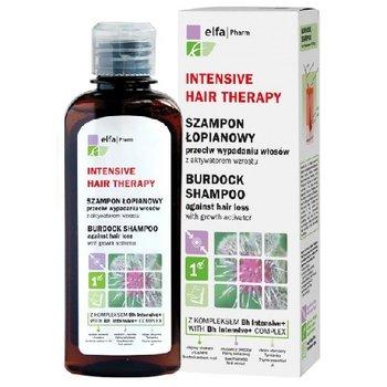 Elfa Pharm, Intensive Hair Therapy, szampon łopianowy przeciw wypadaniu włosów, 200 ml-Elfa Pharm